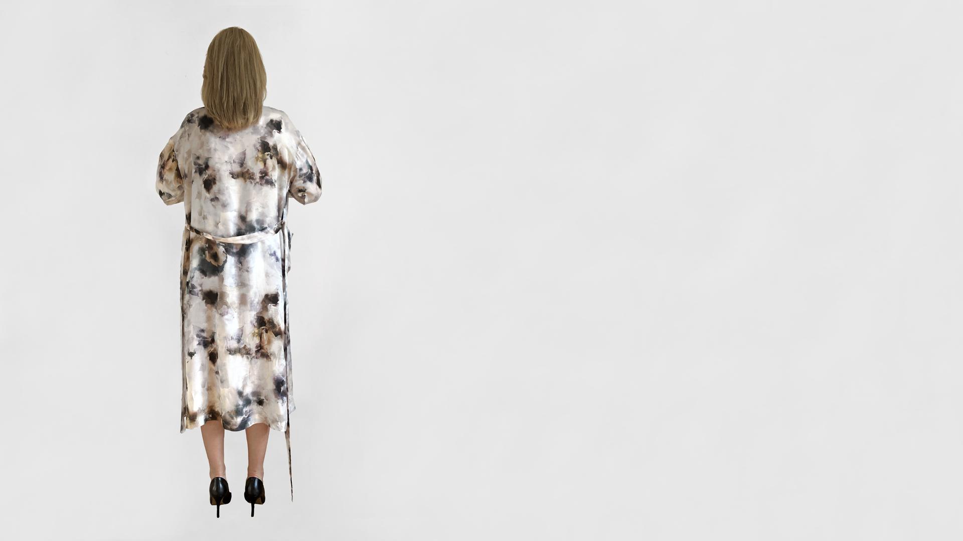 flower coat no. 32